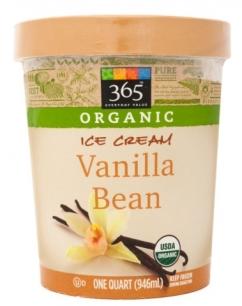 365 Organic Ice Cream