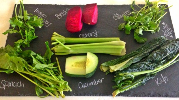juicing plate
