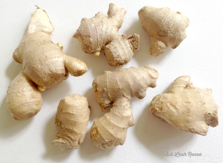 ginger root to use