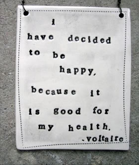 i have decided to be healthy quote
